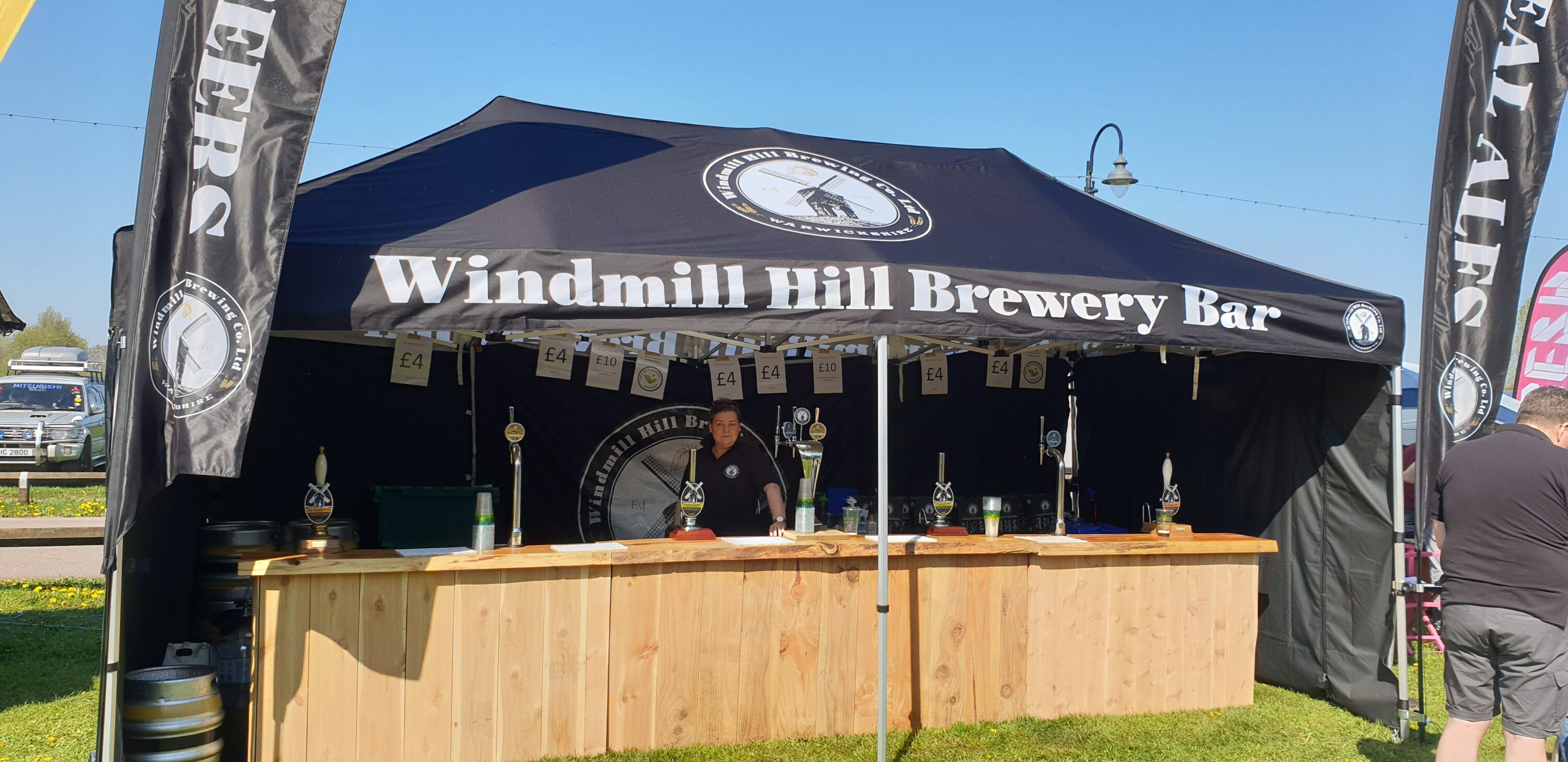 award winning, leamington spa beer events, real ale