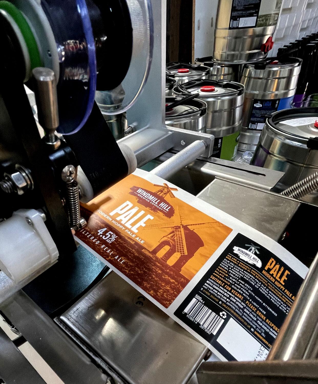craft brewery, label designs, warwickshire brewing