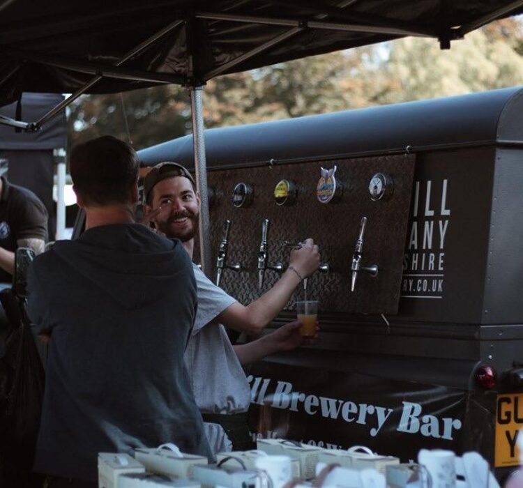Mobile bars for your event