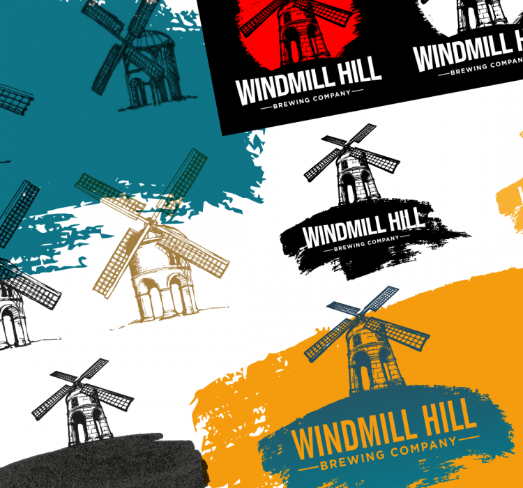 A new site and a new look for Windmill Hill Brewing Co.