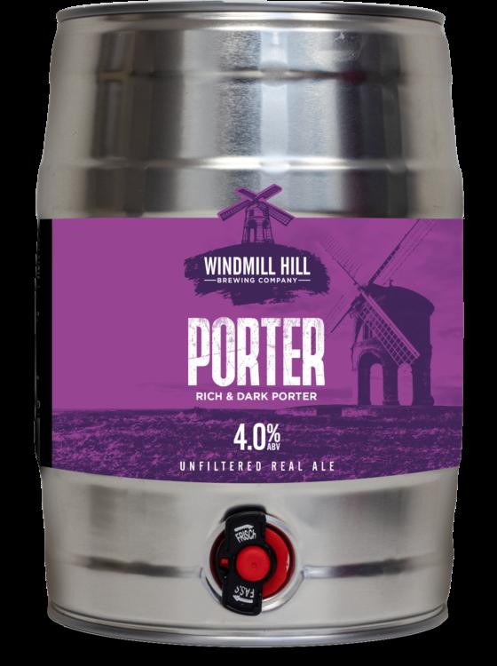 Porter 5L Mini Keg