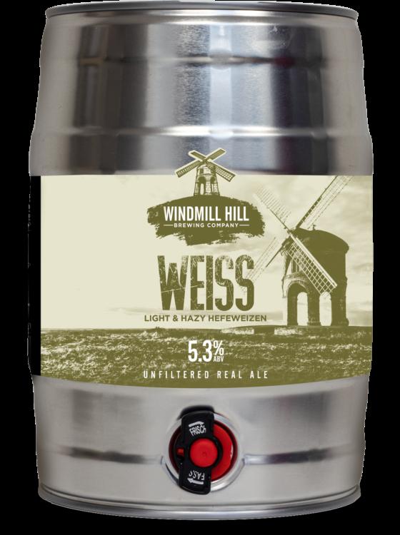 Weiss 5L Mini Keg